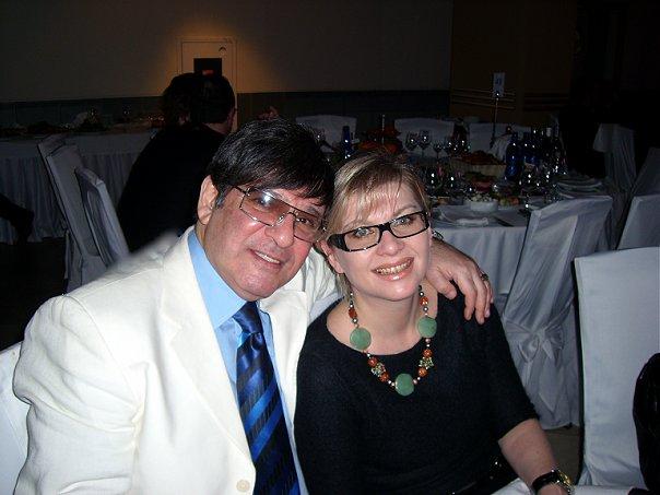 леонид портной фото с женой