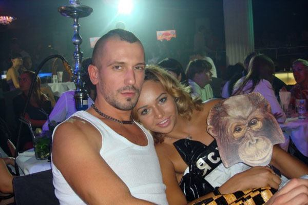 ричард горн и его девушка фото