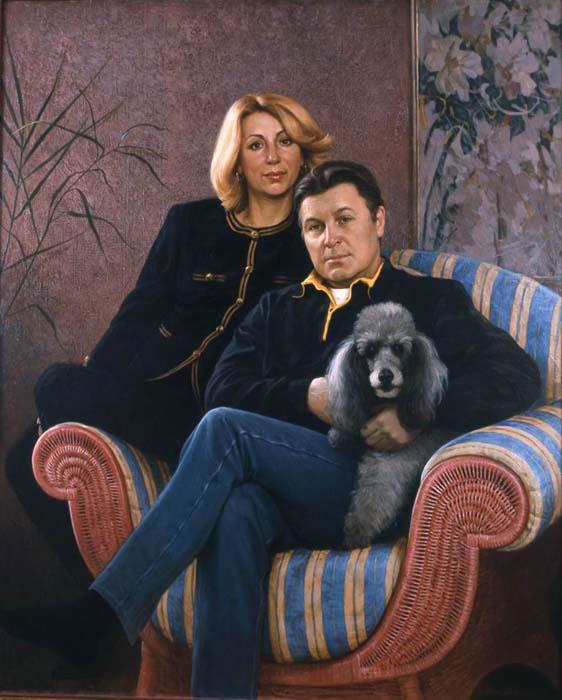 ирина лещенко жена льва фото