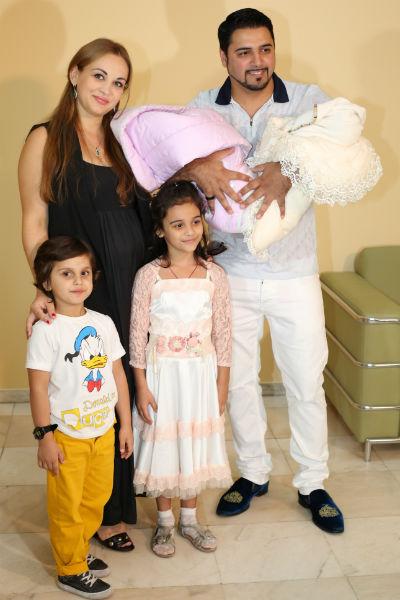 александр бердников фото семьи