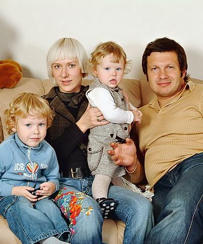 Фото соловьева с детьми 85