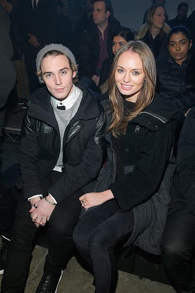 фото сэм клафлин и его жена
