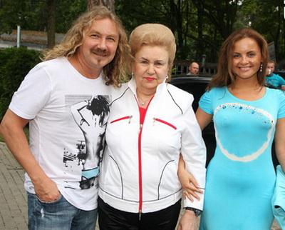 жена игоря николаева фото