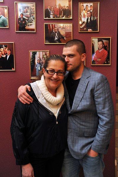 Дмитрий Нагиев: его жена Алиса Шер и сын л (фото)