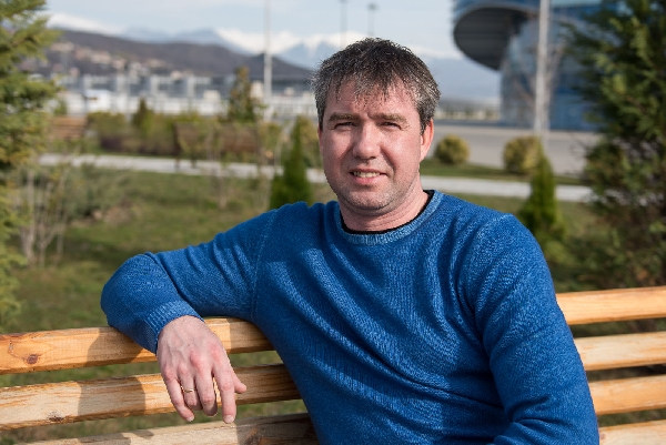 Алексей Урманов в Сочи