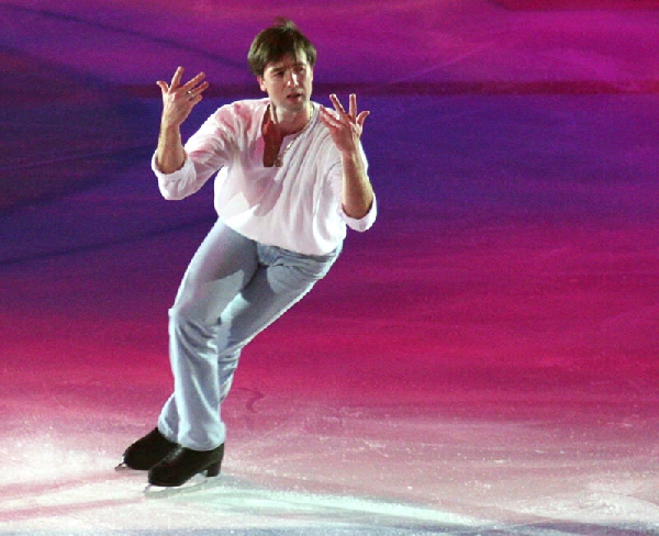 Урманов всегда полностью выкладывался на льду