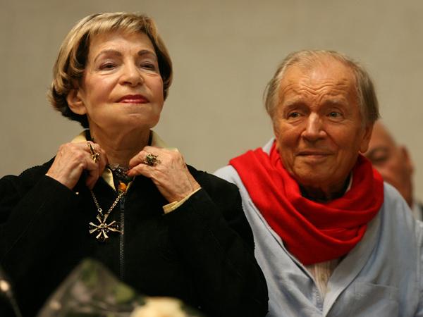 Вознесенский и Богуславская прожили вместе больше 45 лет