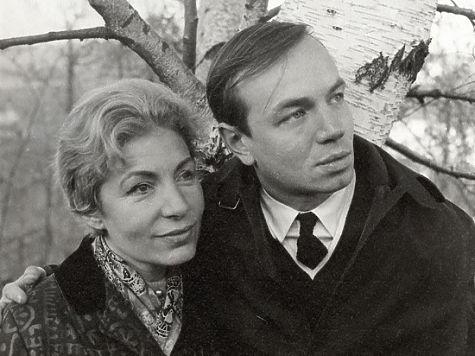 Андрей Вознесенский и Зоя Богуславская