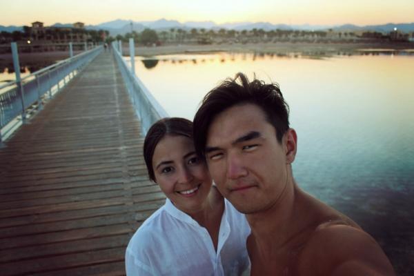 Нурлан с супругой любят путешествовать