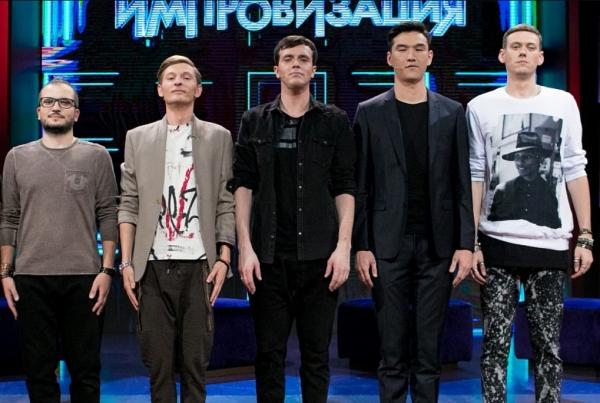 Нурлан Сабуров в шоу «Импровизация»
