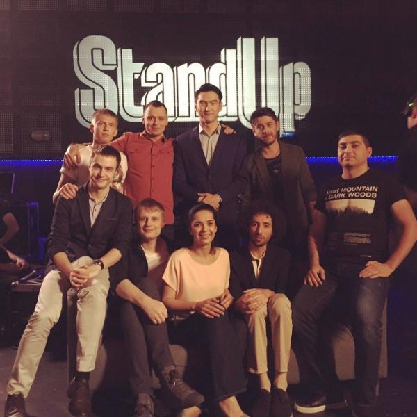 Команда проекта «Stand Up»
