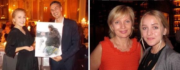 Леонид михельсон с женой фото