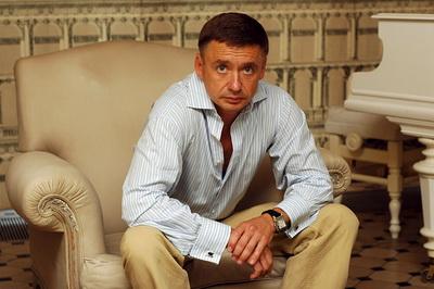 На фото: старший сын Олега Табакова Антон