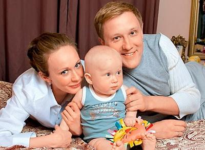 Актер горобченко личная жизнь дети фото
