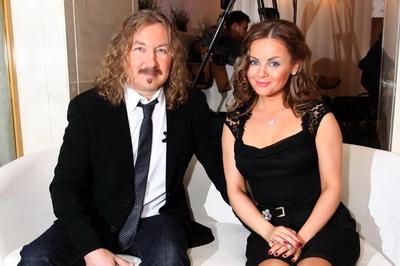 На фото: Игорь Николаев и Юлия Проскурякова