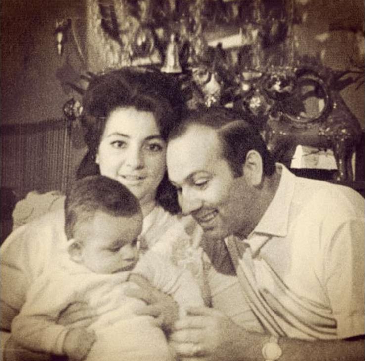 мать филиппа киркорова фото