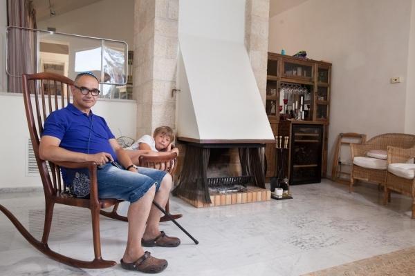 Антон Носик с сыном