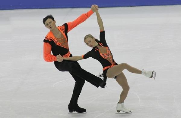 Татьяна Тотьмянина и Максим Маринин
