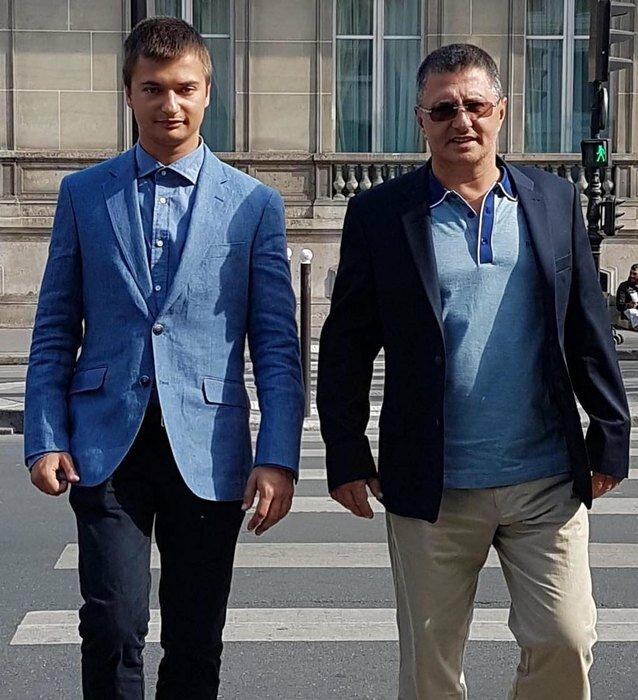 Александр и Леонид Мясниковы