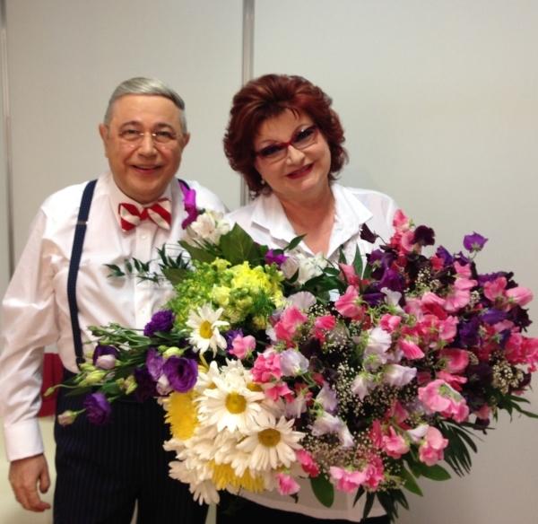 Петросян и Степаненко развелись в 2018 году