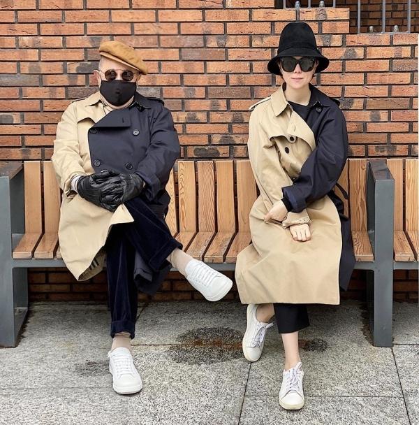 Евгений Петросян и Татьяна Брухунова