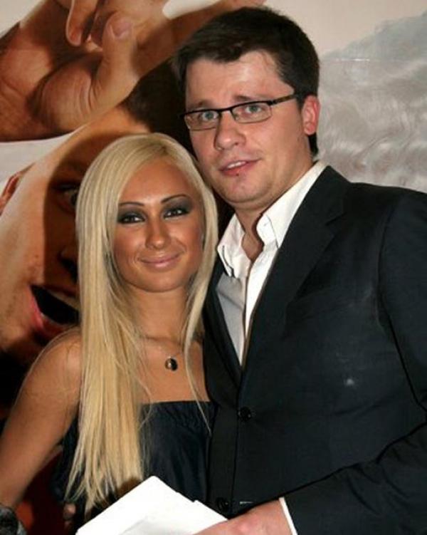 Юлия Лещенко и Гарик Харламов