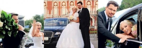 Свадьба Гарика Харламова и Юлии Лещенко