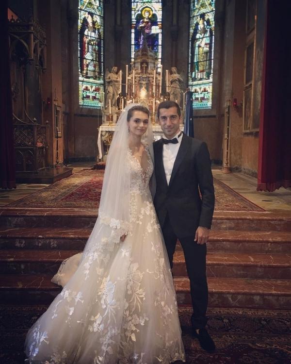 Свадьба Генриха Мхитаряна