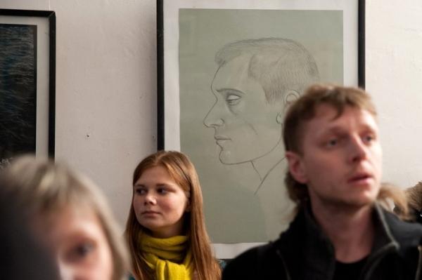 Выставка «Мое произведение искусства - я сам»
