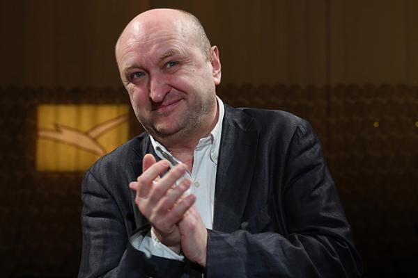 На фото: Сергей Женовач