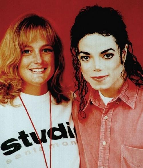 На фото: Джексон и Дебби Роу