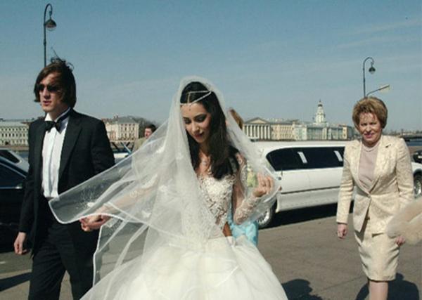 Свадьба Зары и Сергея Матвиенко