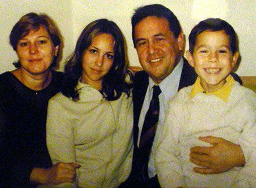 На фото: семья Рената Ибрагимова и Альбины