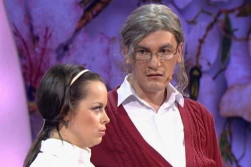 Гудков и Наталья Медведева