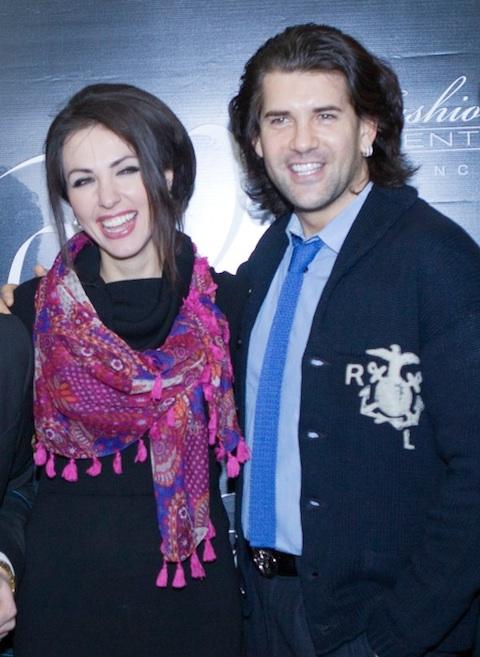 Александр Ломинский с супругой
