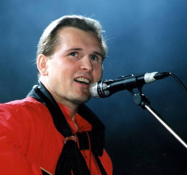 Александр Малинин на сцене