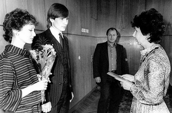 На фото: Свадьба Александра Малинина и Ольги Зарубиной