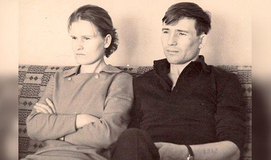 Родители Александра Малинина Николай Степанович Выгузов и Ангелина Анатольевна Малинова