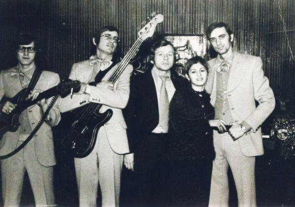 Инна Малинина - жена Александра Малинина и ВИА «Поющие гитары»