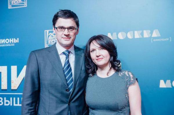 На фото: Александр и Дарья Поповы