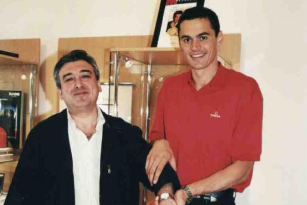 Автандил Манвелидзе и Александр Попов