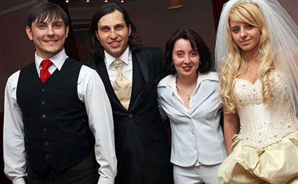Свадьба Александра Реввы