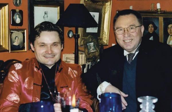 Александр Васильев и Вячеслав Зайцев