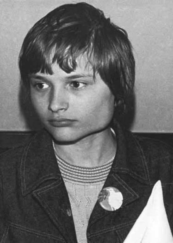 На фото: Александр Васильев в молодости