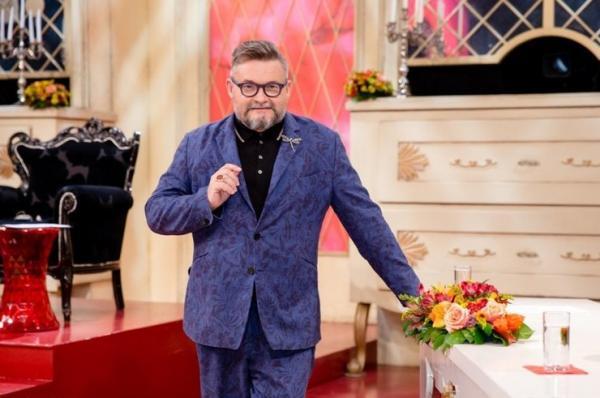 На фото: Васильев в «Модном приговоре»