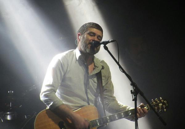 Александр Васильев на сцене