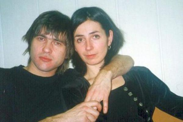 Александр Васильев с женой Александрой