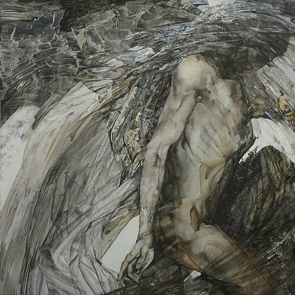 Картина Дарьи Семеновой «Крылья»