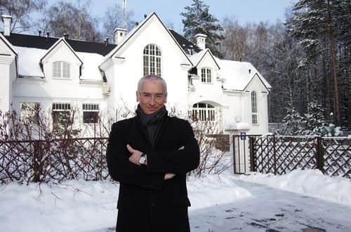 Дом Алексея Бегака, построенный по собственному проекту