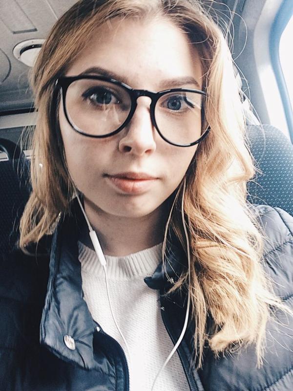 На фото: дочь Алексея Лушникова
